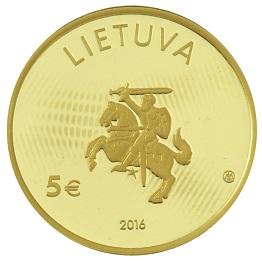 Kolekcinė moneta FIZIKA